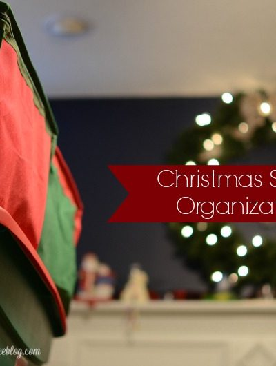 How to Organize & Store Your Holiday Decor