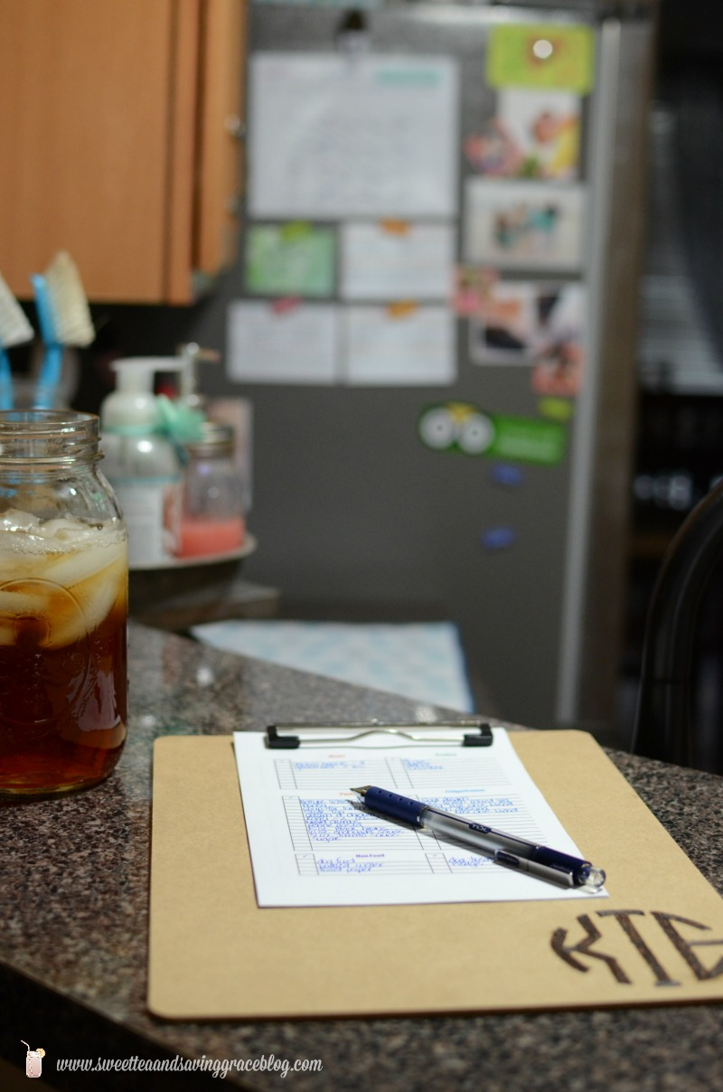 How to Stress Less & Set Up Systems That Work  |  Sweet Tea & Saving Grace