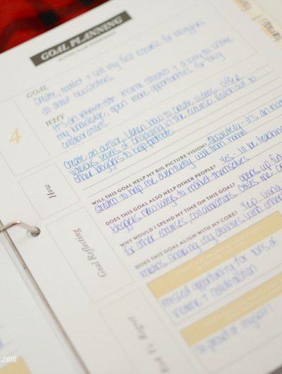 Blogging: Setting Goals + Planning For Success