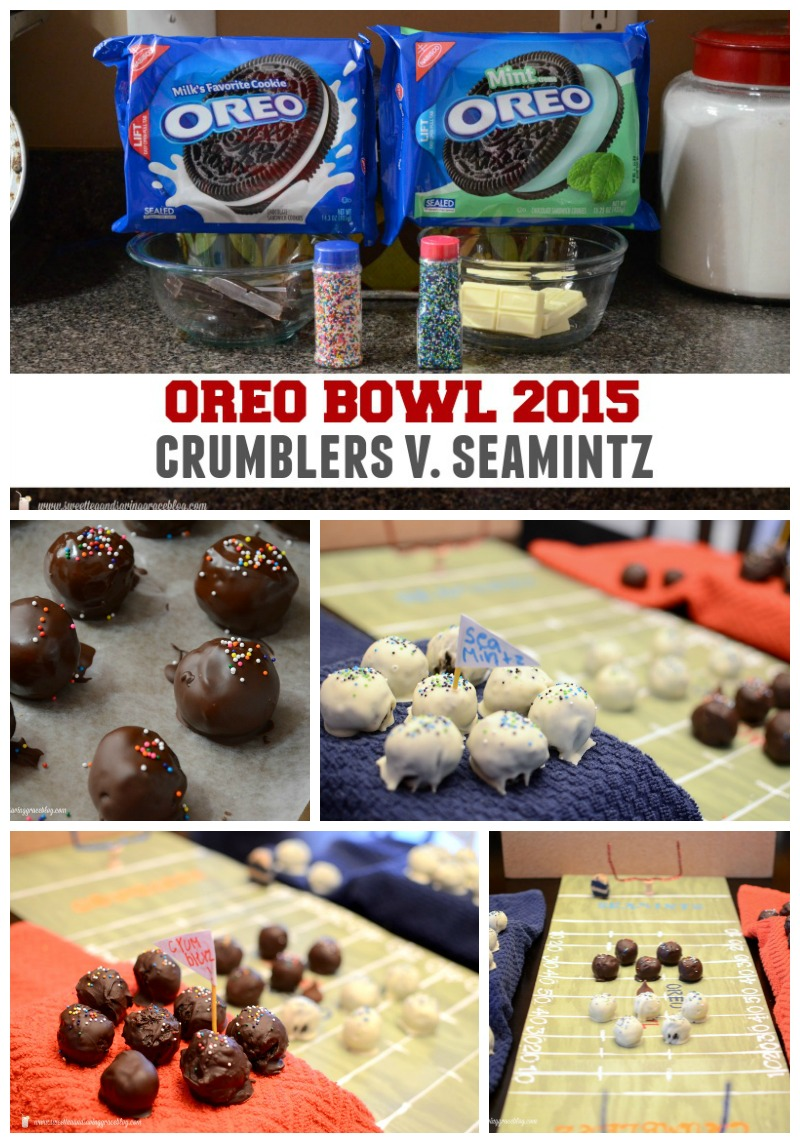 2015 OREO BOWL #OREOCookie Balls  |  Sweet Tea & Saving Grace