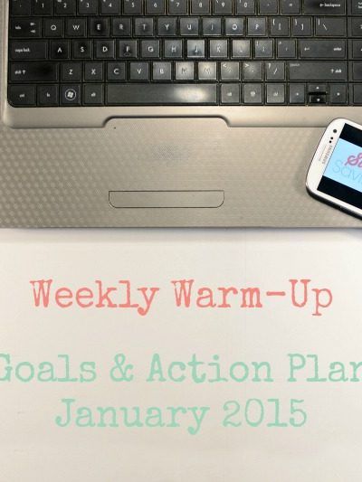 Weekly Warm-Up  |  Week 3