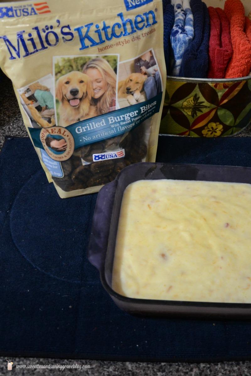 #TreatThePups Doggy Ice Cream Sandwiches  |  Sweet Tea & Saving Grace