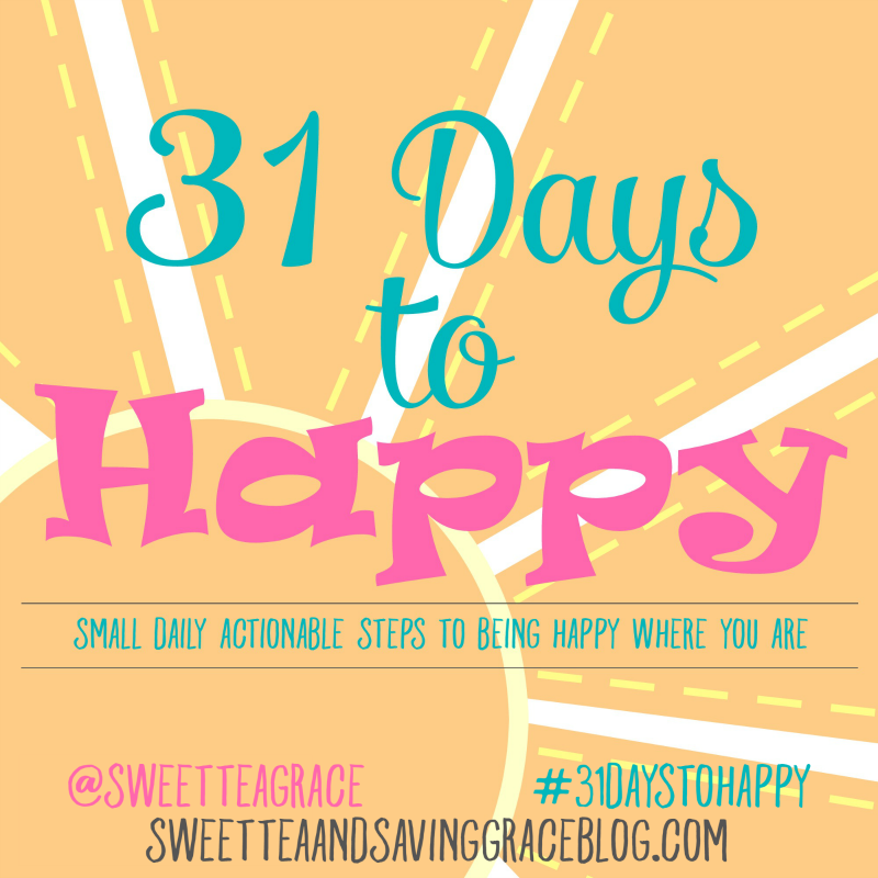 31 Days to Happy