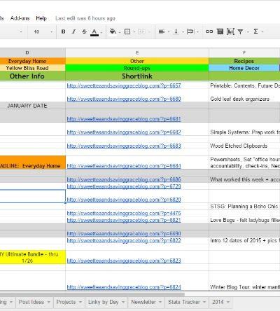 How to Set Up a Blog Editorial Calendar