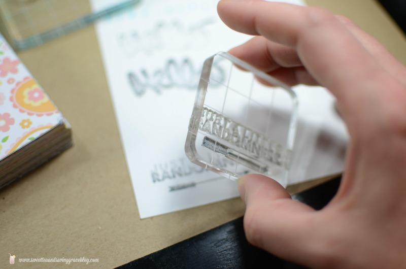 DIY Custom Stationary + Ideas for Letter Writing  |  Sweet Tea & Saving Grace