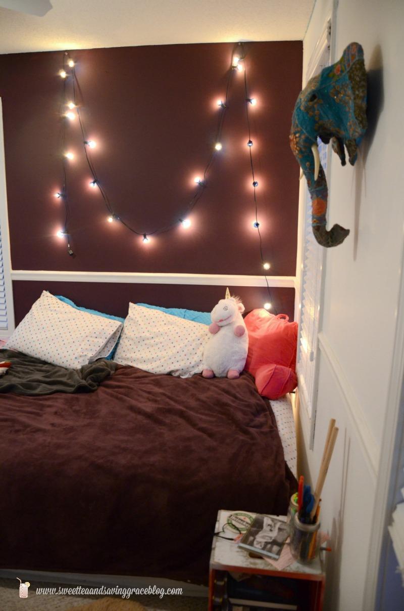 Boho Bedroom in Progress     Sweet Tea & Saving Grace