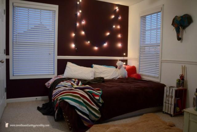 Boho Bedroom in Progress | Sweet Tea & Saving Grace