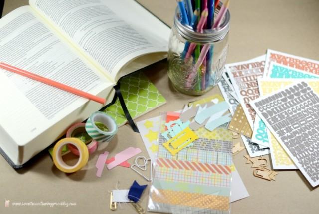Journaling Your Faith | Sweet Tea & Saving Grace