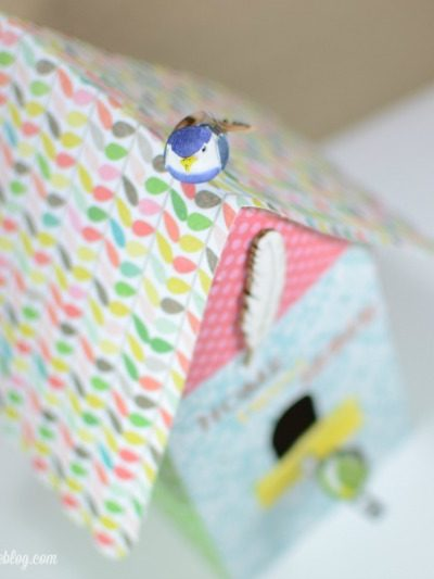 DIY Spring Bird House