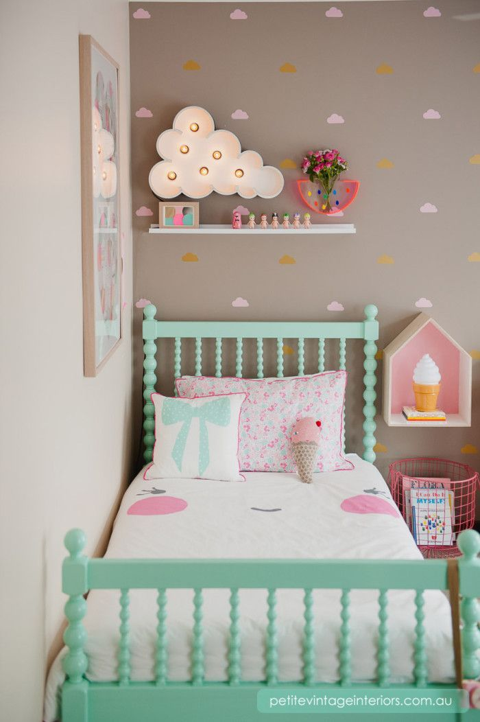 Bedroom Colors For Baby Girl: 60 Ways To Decorate With Pastels