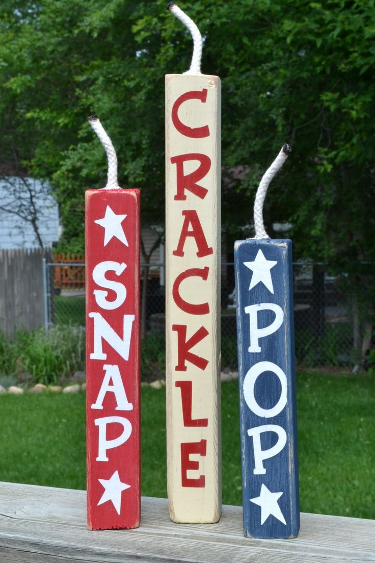 60 DIY Red, White, and Blue Projects  |  Sweet Tea & Saving Grace