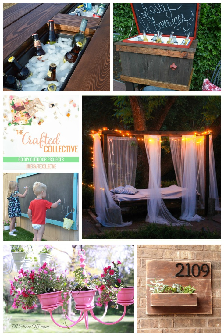 DIY Outdoor Projects Sweet Tea Saving Grace - Outdoor diy projects