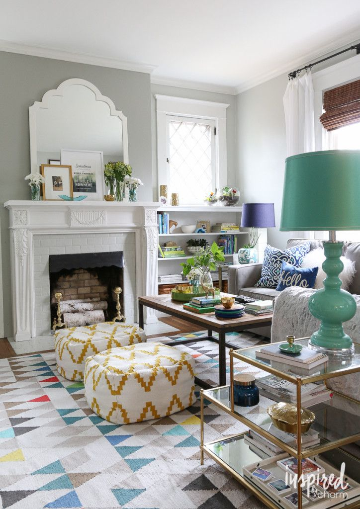 60 Summer Home Decor Ideas  |  Sweet Tea & Saving Grace