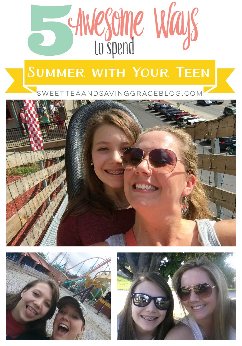 5 Awesome Ways to Spend Summer With Your Teen