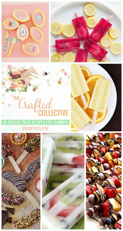 60 Frozen Treats for Summer  |  Sweet Tea & Saving Grace