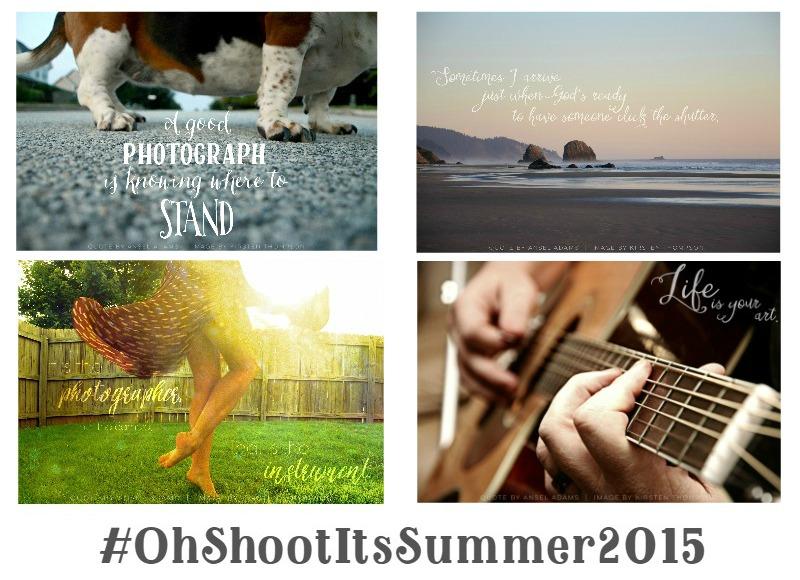 Oh Shoot It's Summer Main Image 1