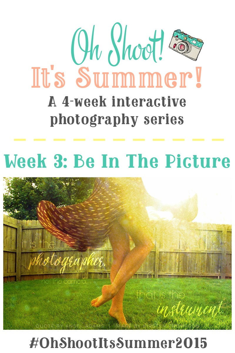You don't need fancy equipment to capture life's everyday moments! Remember to include yourself in your everyday photos - plus earn FREE 8x10 prints & a chance for a $50 Shutterfly gift card!  Oh Shoot! It's Summer! 4-week summer photo series on Sweet Tea & Saving Grace!
