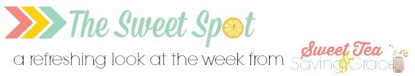 The Sweet Spot Header