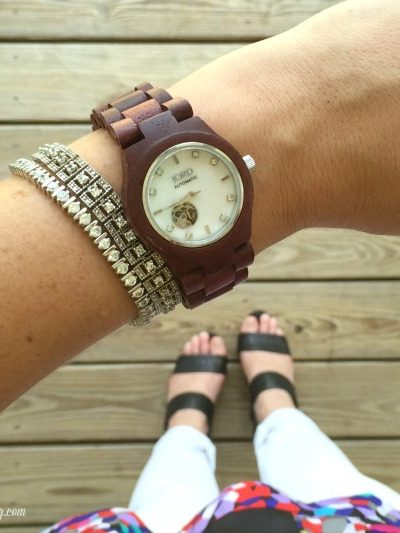 Blog Conference Fashion with JORD Watches