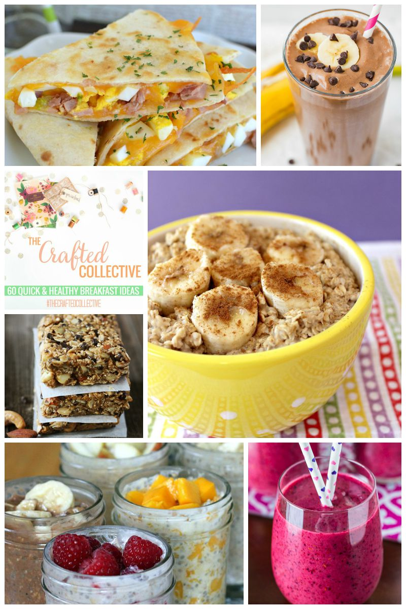 60 Quick & Healthy Breakfast Ideas | Sweet Tea & Saving Grace