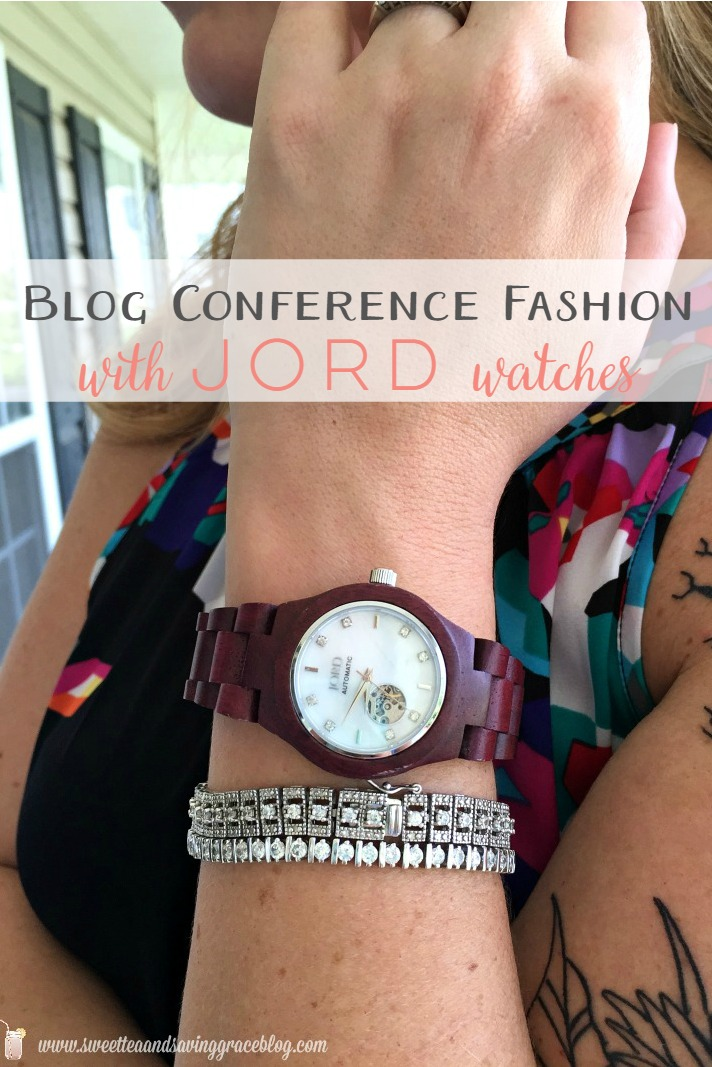 Blog Conference Fashion with JORD watches  |  Sweet Tea & Saving Grace