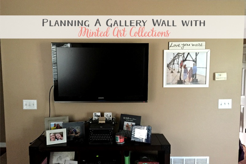 Planning a Gallery Wall with Minted Art Collections | Sweet Tea & Saving Grace
