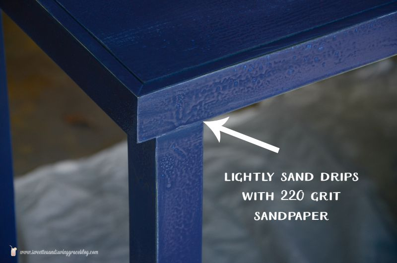 DIY Laminate Desk Makeover  |  Sweet Tea & Saving Grace