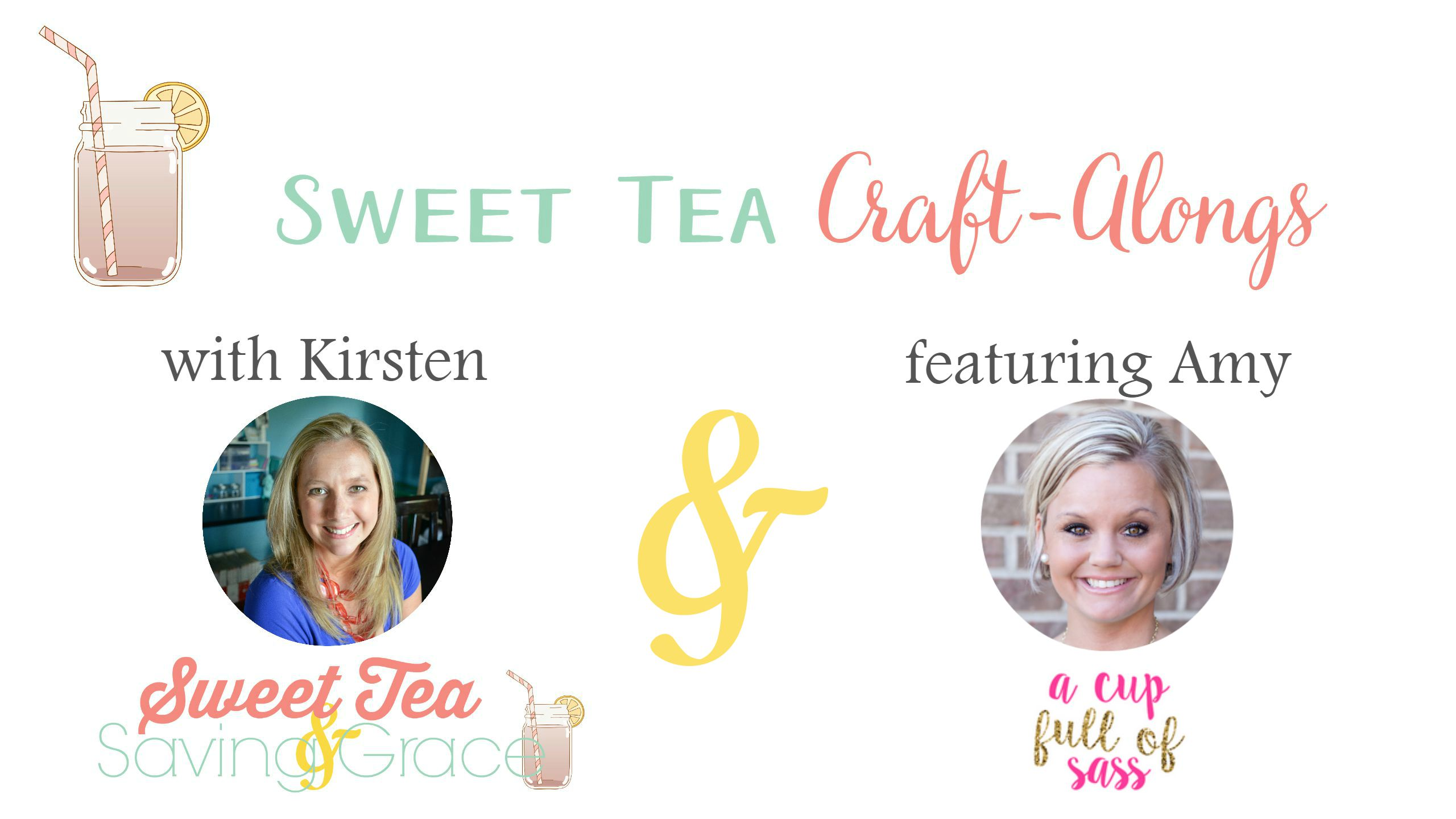 Sweet Tea Craft-along feat. A Cup Full of Sass (YouTube video)