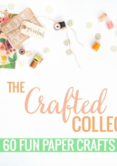 60 Fun Paper Crafts