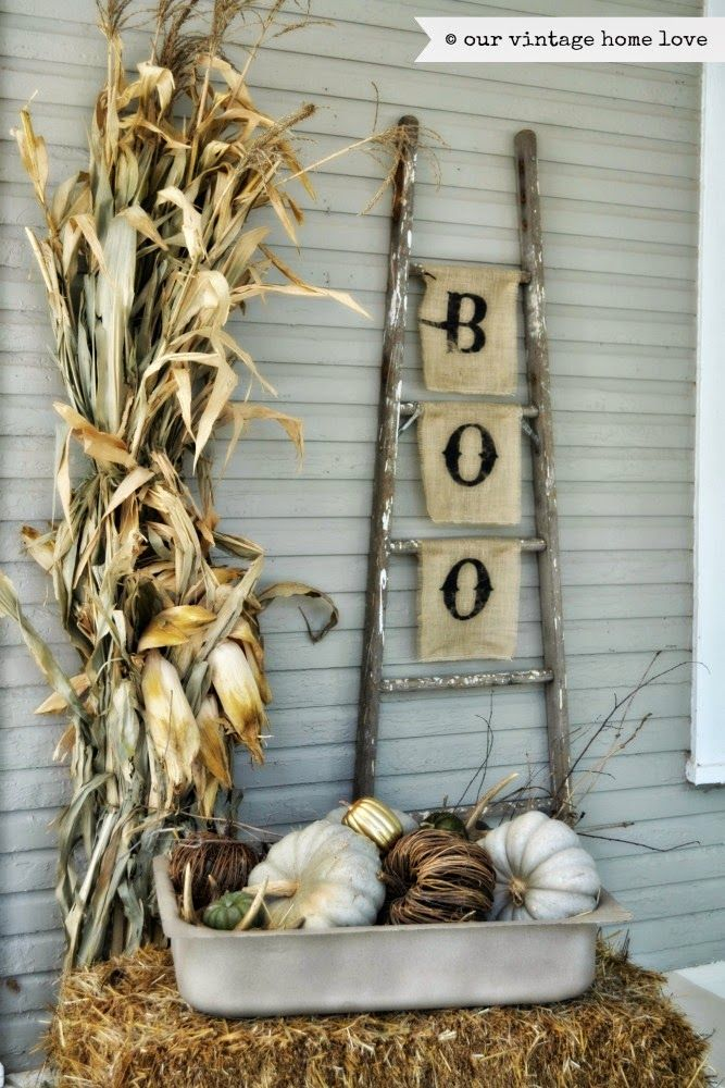 60 Outdoor Fall Decor Ideas Sweet Tea Ministry