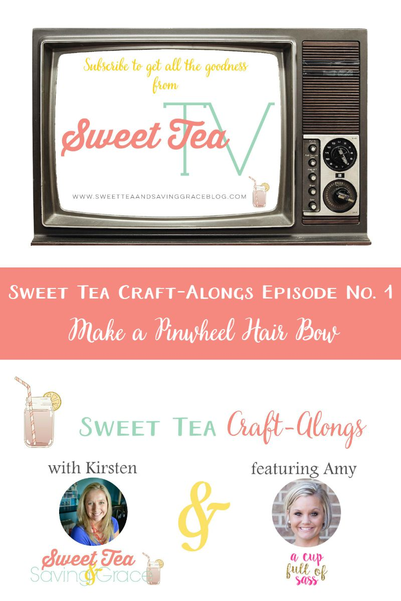 Sweet Tea Craftalongs feat. A Cup Full of Sass
