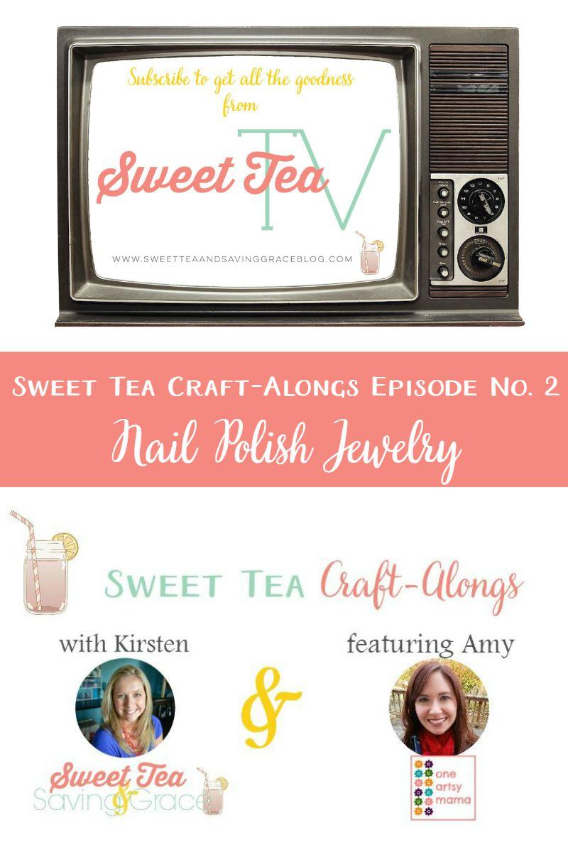Sweet Tea Craftalongs with One Artsy Mama