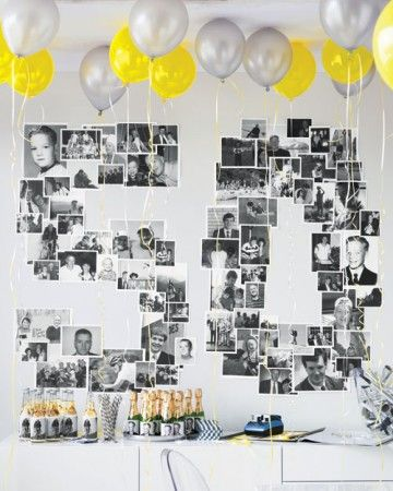 60 DIY Birthday Ideas  |  Sweet Tea & Saving Grace