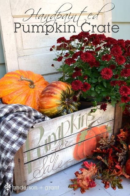 60 Pumpkin Projects | Sweet Tea & Saving Grace