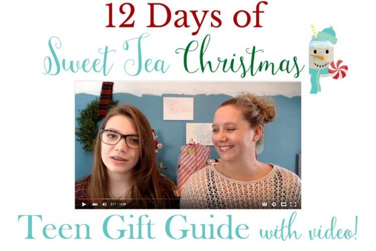 Christmas Gift Guide for Teens