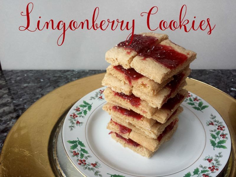 Pillsbury Christmas Cookies.Lingonberry Cookies Sweet Tea Ministry