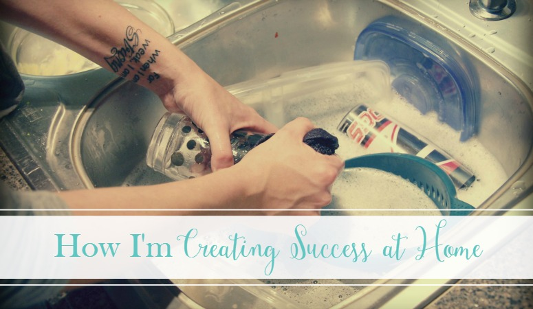 """How I'm """"Creating Success At Home"""" – A Book Review"""