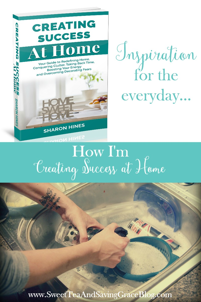 "Your home doesn't have to be magazine-worthy to be home. ""Creating Success at Home"" inspires you to redefine what ""success"" means to you by taking control of your time and clutter."