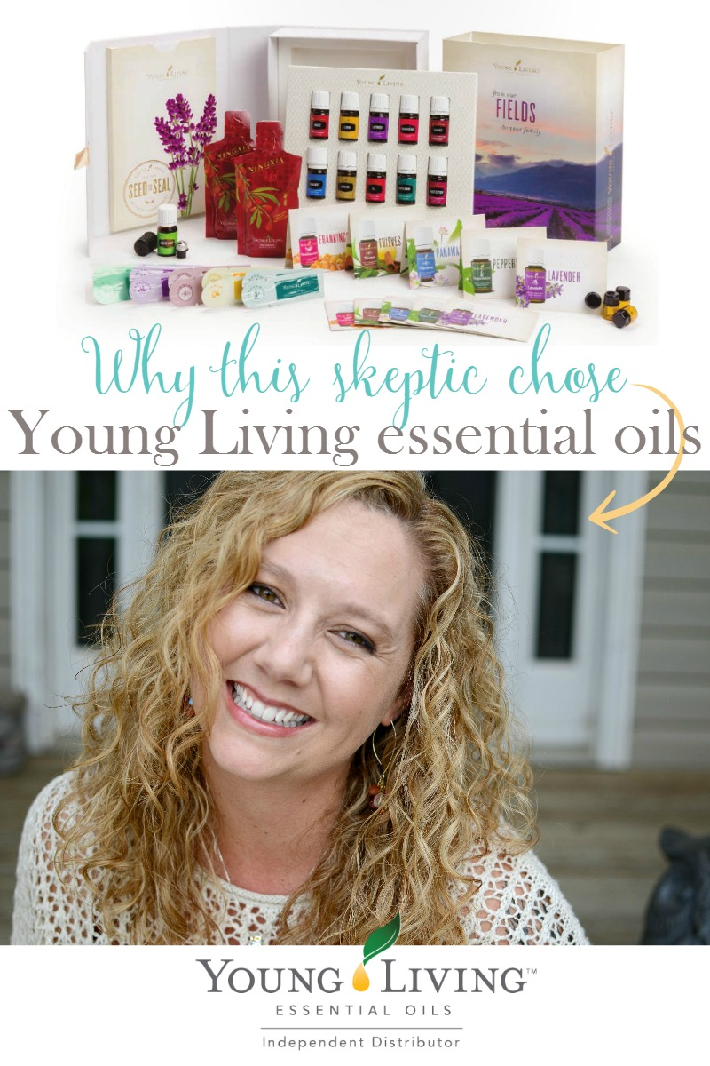 After learning that my teenage daughter has anxiety, and being diagnosed with IBS, it was time to find healthier alternatives to prescription drugs. On a mission for my family's overall health, I discovered, and fell in love with, Young Living essential oils. Here's why.