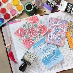 Watercolor Journaling Cards Thumbnail