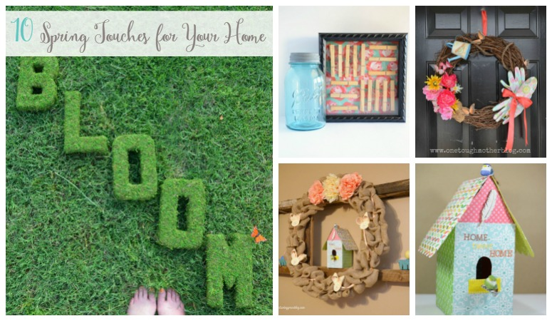 10 Ways to Welcome Spring to Your Home