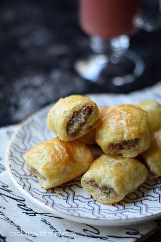 puff-pastry-sausage-rolls