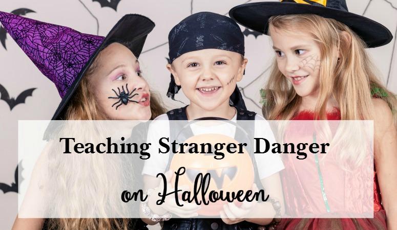 Stranger Danger On Halloween