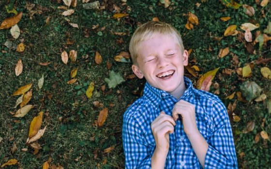 What to wear for your family's fall pictures