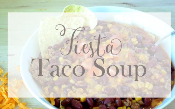 Fiesta Taco Soup