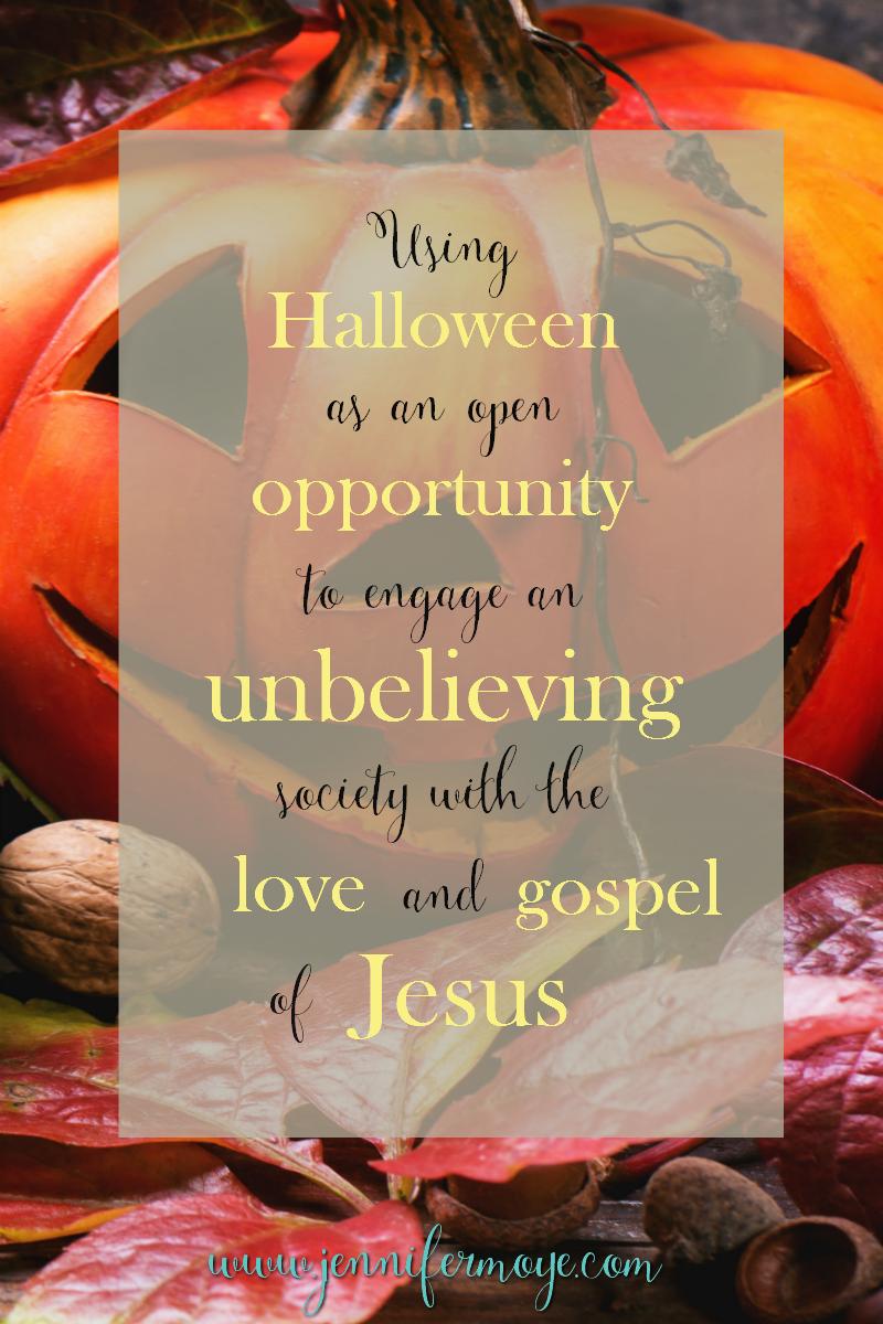 God and Halloween