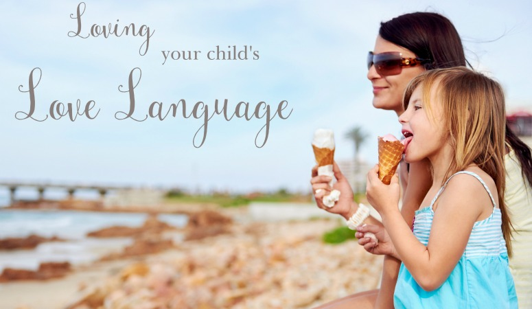 Loving Your Child's Love Language