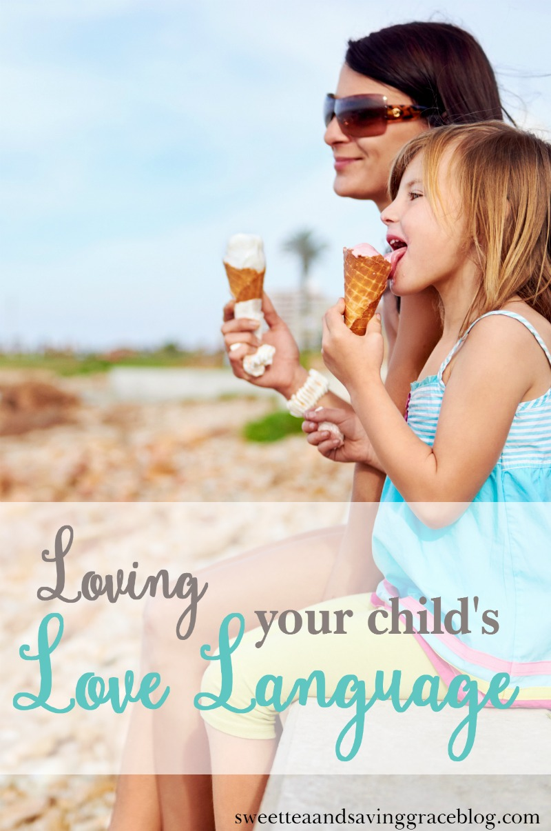 Loving Your Child's Love Language
