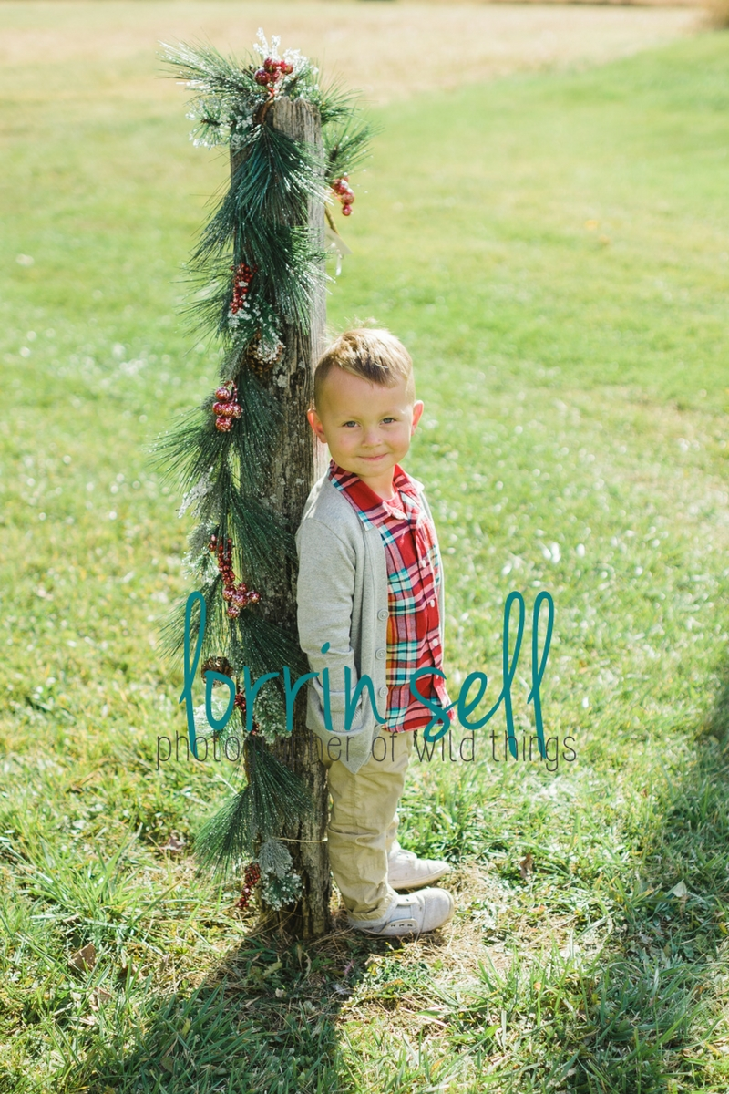 These are the cutest Christmas props for your Christmas pictures and cards.