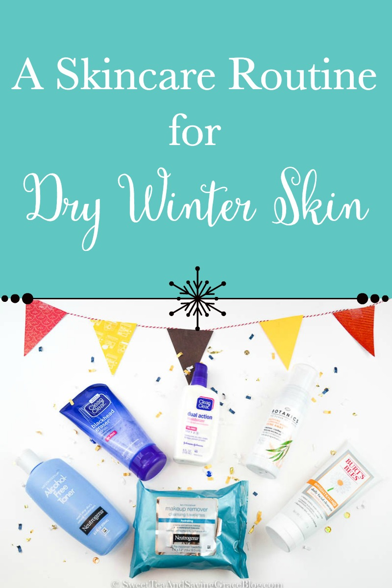 Your skin takes an extra beating during dry, cold, winter months. Show it some TLC with this skincare routine for dry, winter skin.